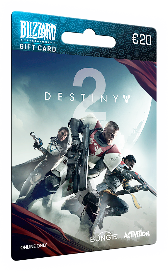Carte Destiny 2
